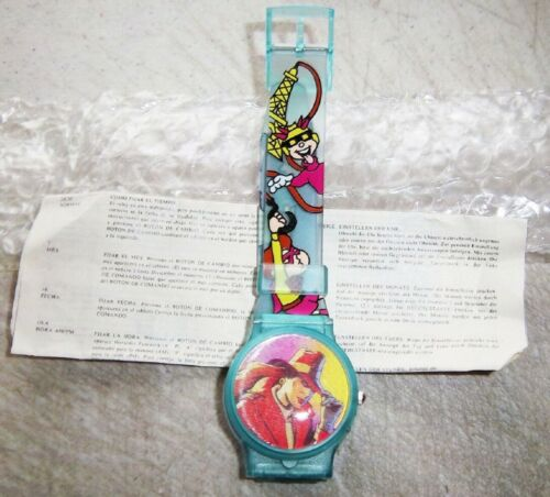 1990s adult size Where is CARMEN SANDIEGO Watch cereal premium battery dead