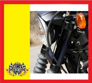 Fork Cover Harley Sportster Nightster Iron Seventy Two Super Low Custom 883 1200