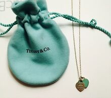 Tiffany and co necklace Coogee Eastern Suburbs Preview
