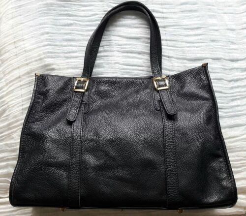 MILANO Handtasche mit Umhängegurt Echtleder m.Umhängegurt - sehr guter Zustand -