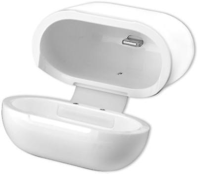 Custodia 4smarts carica batteria ricarica wireless per auricolari Apple AirPods