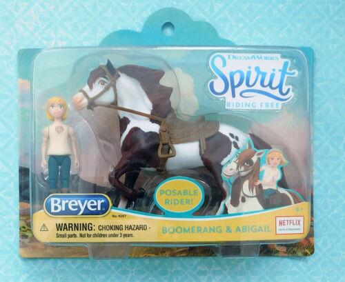Breyer Horse - Boomerang and Abigail Small Set NIB