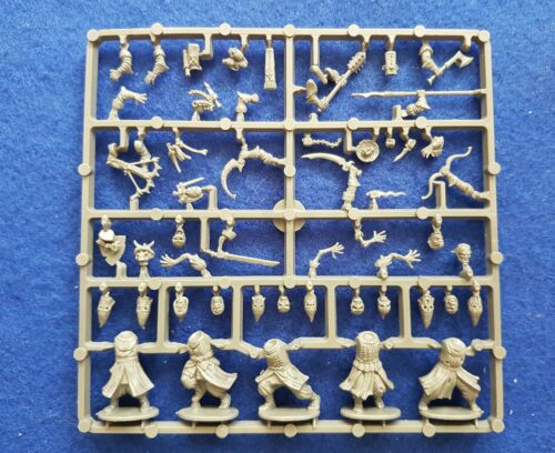 как выглядит Frostgrave Cultist 28mm Sprue фото