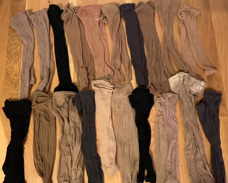 Vintage Nylons Lot Of 20