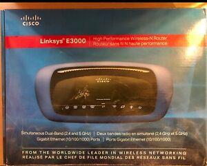 CIsco- Linksys E3000 wireless router