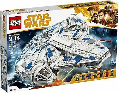 New LEGO 75212 Star Wars Kessel Run Millennium Falcon [RETIRED SET] Free SH