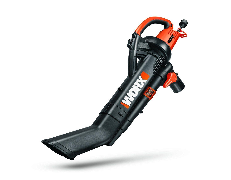 Wg509 worx electric trivac leaf blower mulcher vacuum - Worx espana ...