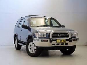 2002 Nissan Pathfinder Wagon AUTO Ti 4x4 Wagon Wickham Newcastle Area Preview