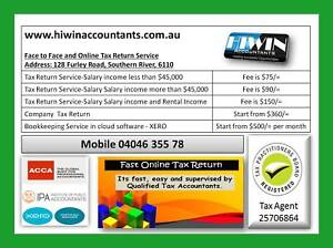 Taxation and Bookkeeping Services