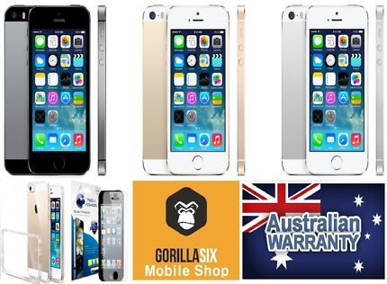 For Sale Iphone 5S AS New condition Sydney City Inner Sydney Preview
