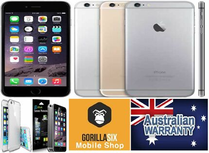 Brand New Iphone 6 Plus 64GB Sealed Sydney City Inner Sydney Preview