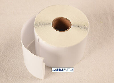 1 Roll Of 300 Large Shipping Postage Labels For Dymo Duo Xl Labelwriter 30256