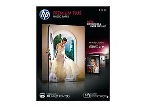 HP-Carta-Premium-Plus-Glossy-CR676A-20-fogli-13-x-18-cm-CR676A