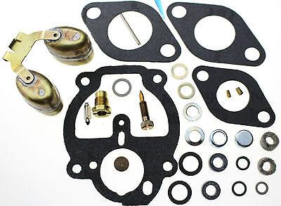 Carburetor Kit Float Fit Clark Forklift Continental Y91 Engine 743924 12376 U96
