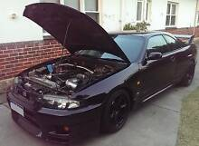 1995 R33 Nissan Skyline GT-R V-Spec Perth Northern Midlands Preview