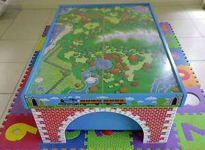 Thomas the Tank Engine Activity Table and roll out storage draws Corinda Brisbane South West Preview
