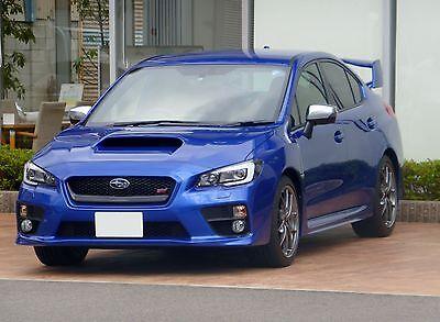 Subaru Impreza Turbo WRX Workshop Manual (inc STI) 2013