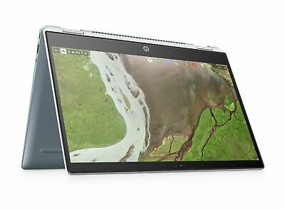 HP Chromebook x360 14-da0000na Convertible Laptop i3-8130U 8GB 64GB HOME OFFICE