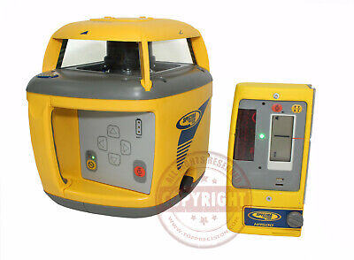Spectra Precision Ll600 Self-leveling Rotary Laser Leveltransittopcontrimble