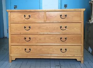 For sale: Chest of Drawers ELM / Commode ELM bois