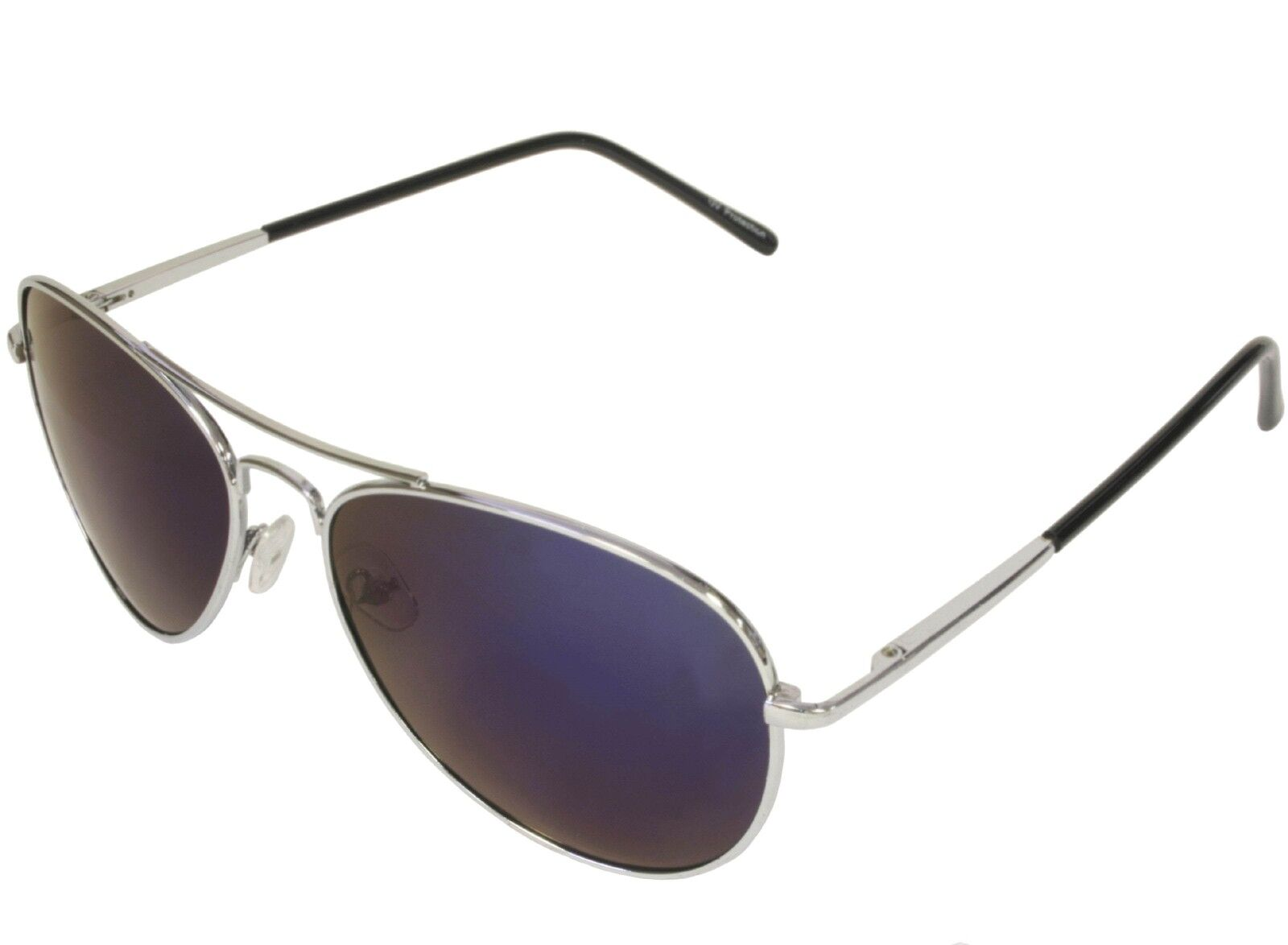 G&G 50 mm Color Mirror Aviator Sunglasses Blue