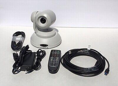 Vaddio Conferenceshot 10 Usb Ptz Pan Tilt Zoom Conference Camera Webcam Stream