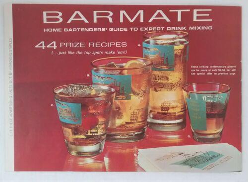 ORIGINAL 1963 Southern Comfort Barmate Bartender
