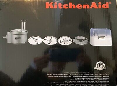 KitchenAid KSM2FPA 13C. Food Processor ATTACHMENT. ONLY ONCE