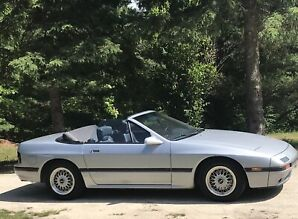 1988 RX7 Convertible All Original 59,378kms