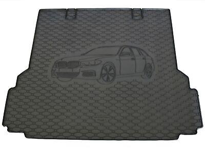 Kofferraumwanne für BMW 5er Touring G31 2017- Laderaumwanne Gummiwanne Motiv Mat