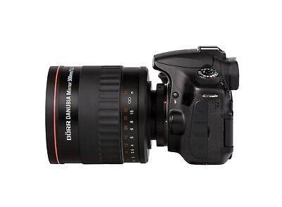 Dörr Spiegeltele Teleobjektiv 500mm 6,3 für Nikon D3400 D3300 D3200 D3100 NEU !