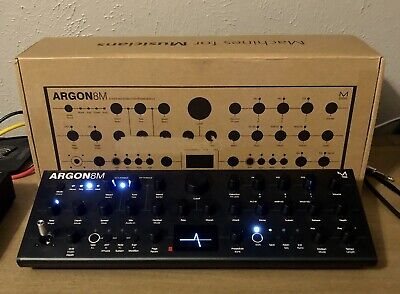 Modal Electronics Argon8-M 8-Voice Polyphonic Wavetable Synthesizer Module