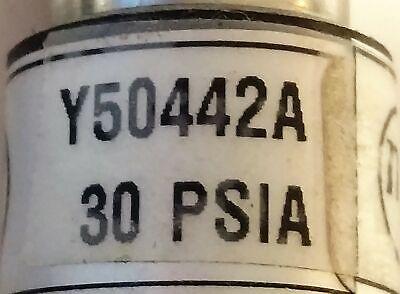 Honeywell / Mercury Instruments Y50442A Pressure Transducer