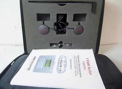 Sencore Colorpro Iii Accessories Kit For Color Analyzer Case Probes Etc