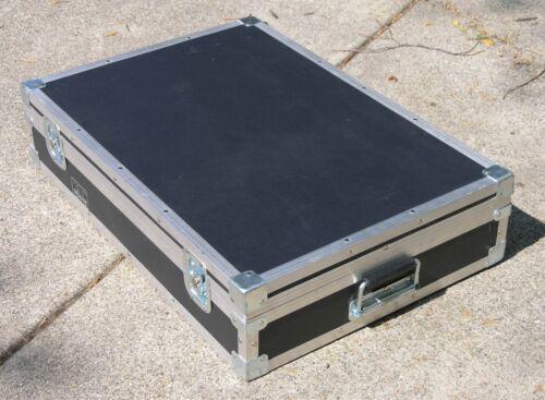 "Roadie Case for Pedalboard, Mixer, etc. 30"" x 20.75"" x 6.75"" Excellent! Anvil"