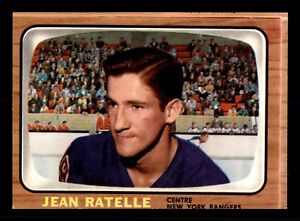 JEAN-RATELLE-66-67-TOPPS-1966-67-NO-29-EXMINT-12721