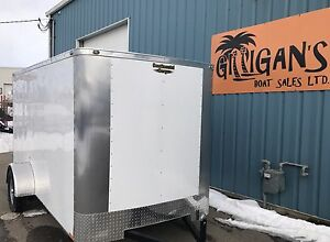 2017 CONTINENTAL CARGO TRAILER 6 X 10 FT