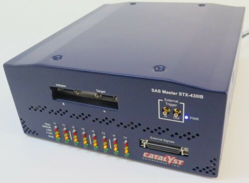 Catalyst STX-430IB STX430 Emulation Coverage and Protocol Analyzer