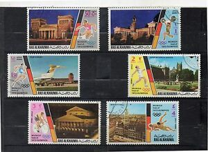 Emiratos-Arabes-Juegos-Olimpicos-de-munich-ano-1972-DH-997