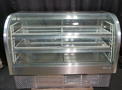 Beverage Air 61 Curved Glass Refrigerated Deli Display Case