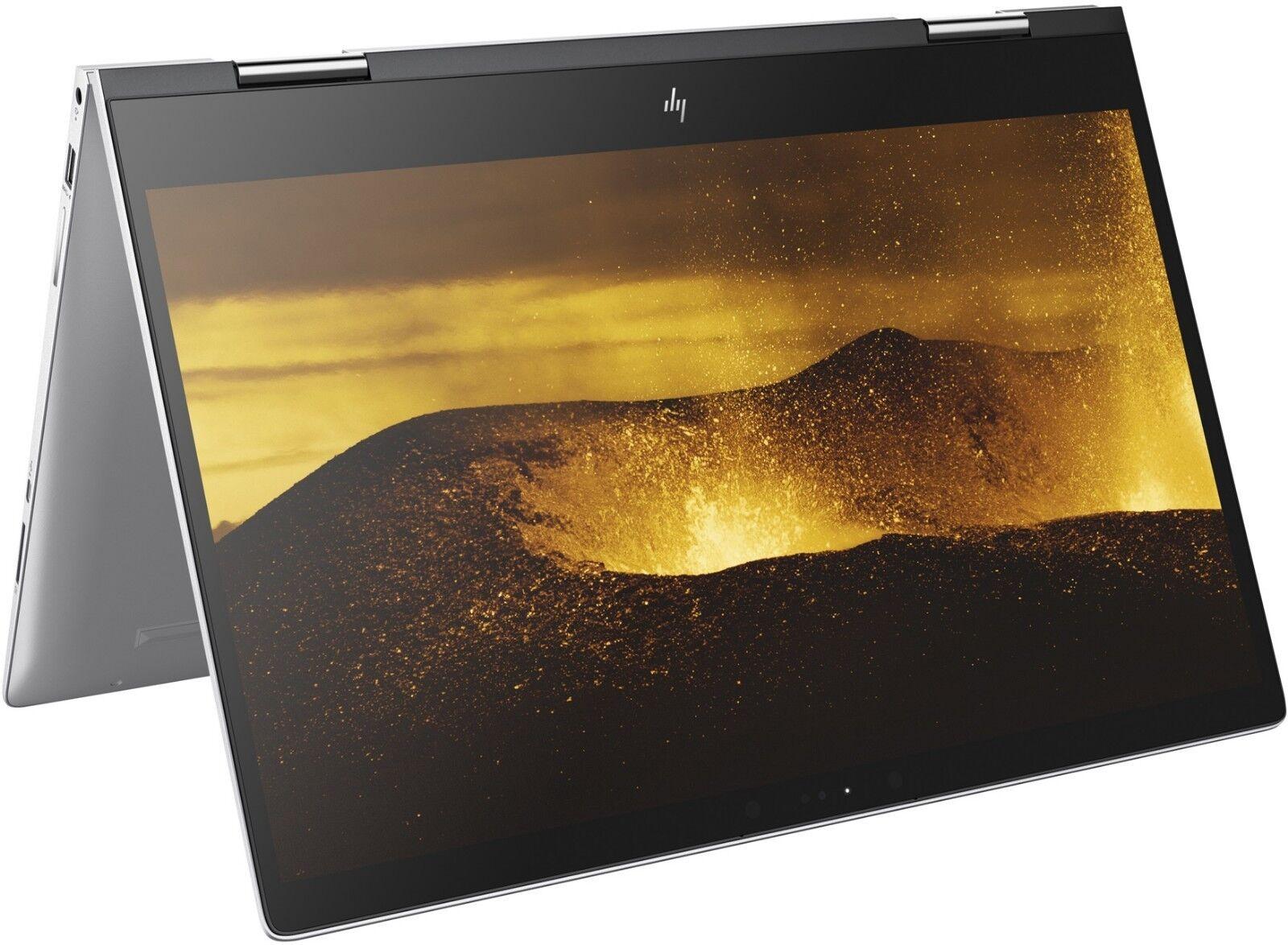 """HP Envy X360 15 15.6"""" 1080 Touchscreen Quad i7-8550U 8GB 1TB+16GB Optane W10"""