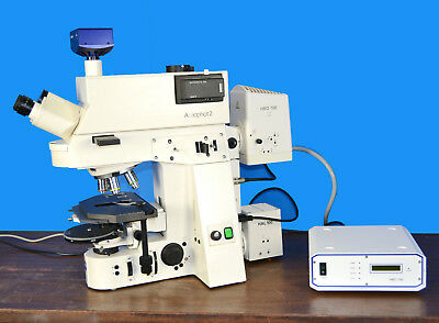 Zeiss Axiosplan 2 Mot Fluorescence Phase Contrast Dic Microscope Axiophot 2