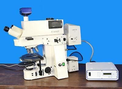 Zeiss Axioplan 2 Mot Fluorescence Phase Contrast Dic Microscope Axiophot 2