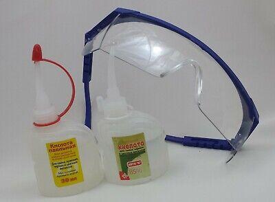 Soldering Iron Tin Flux Liquid Acid Tinning Dispenser Bottle. Tip Soldering