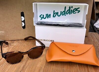 Sun Buddies Sunglasses Model Akira Brush Strokes NEW UV Protection P2