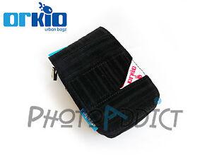 Sacoche-Appareil-Photo-Compact-ORKIO-0802217-Noir-Simple