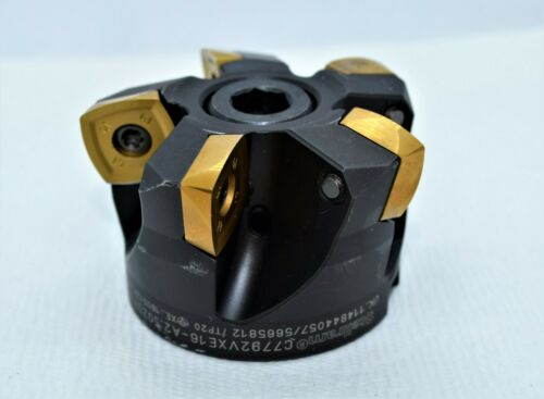 KENNAMETAL C7792VXE16-A2.50Z5R STELLRAM INDEXABLE FACE SHELL MILL TOOL CNC