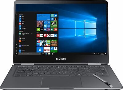 Open-Box Certified: Samsung - Notebook 9 Pro - 15Touch-Screen Laptop Inte...