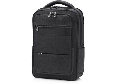 ✅ New Genuine HP Executive 15.6 inch Notebook Laptop Black Backpack 6KD07UT