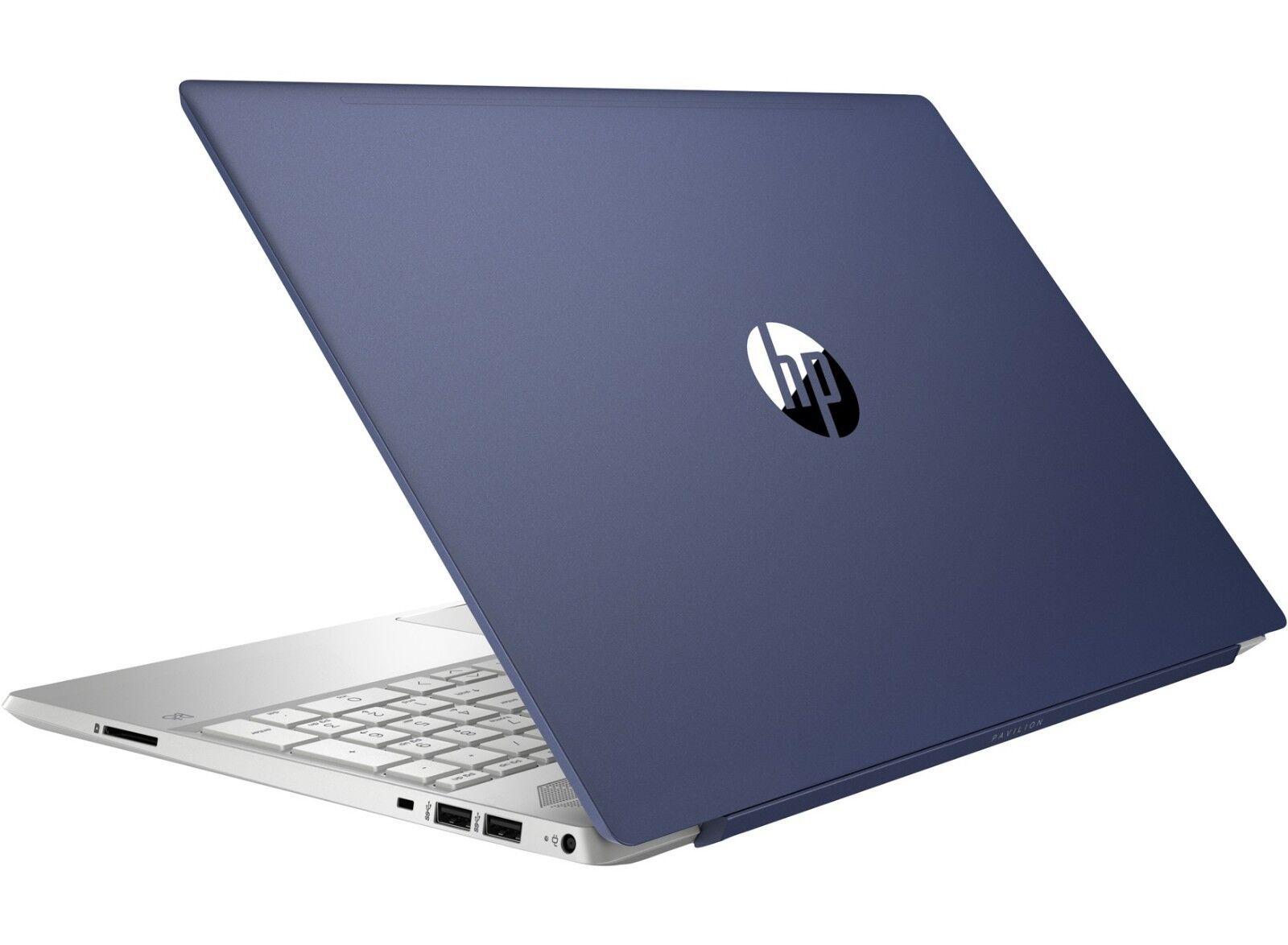 """HP Pavilion 15 15.6"""" Touchscreen AMD Ryzen 3 2200U 2.5GHz 16GB 1TB WiFi BT W10"""